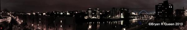 Tyne Panorama by brq
