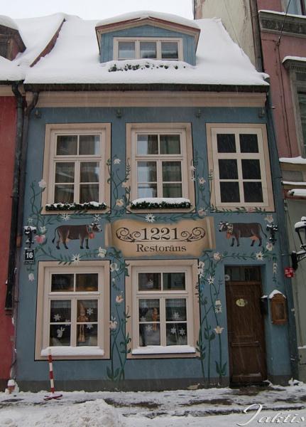 A restaurant by jaktis