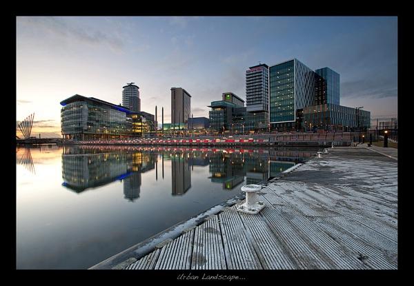 Urban Landscape by edrhodes