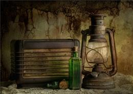 Rust & Bakelite