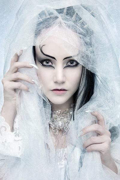 Ice Queen II by Taya