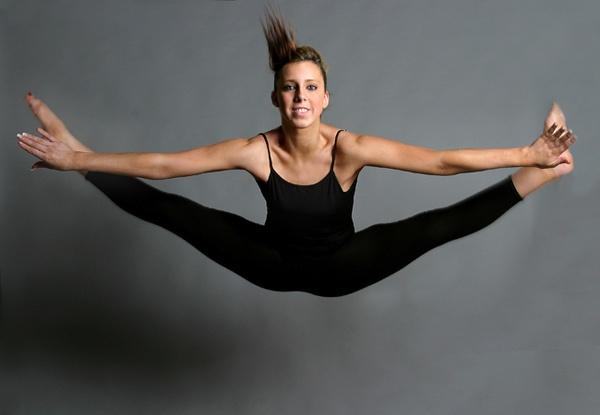 Ballet Dancer by Cammy