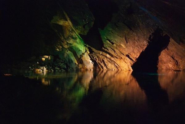 Llechwedd Slate Caverns by dlegros