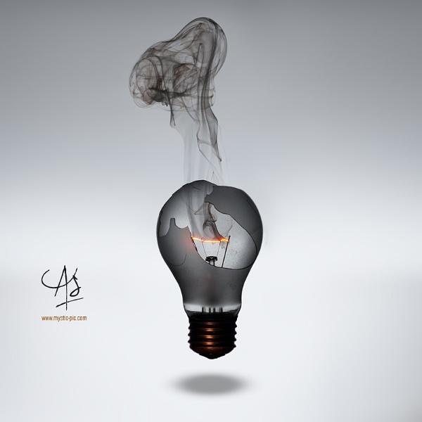 Bulb Fiction by A_Stridsberg