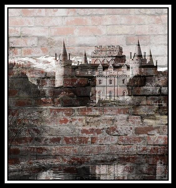 Inveraray Castle by maryg