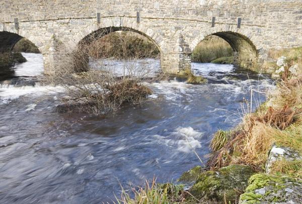 Postbridge Dartmoor by DianeFifield
