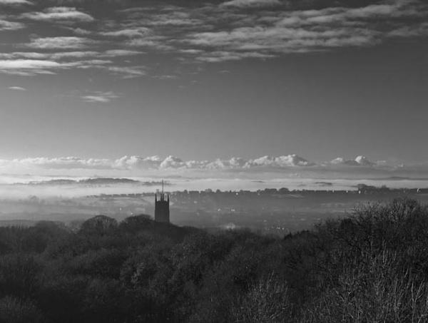 Misty Morning by macca809