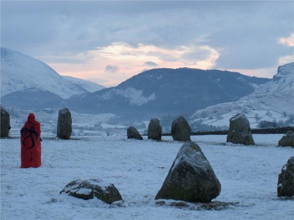 Druid stones. by rontear