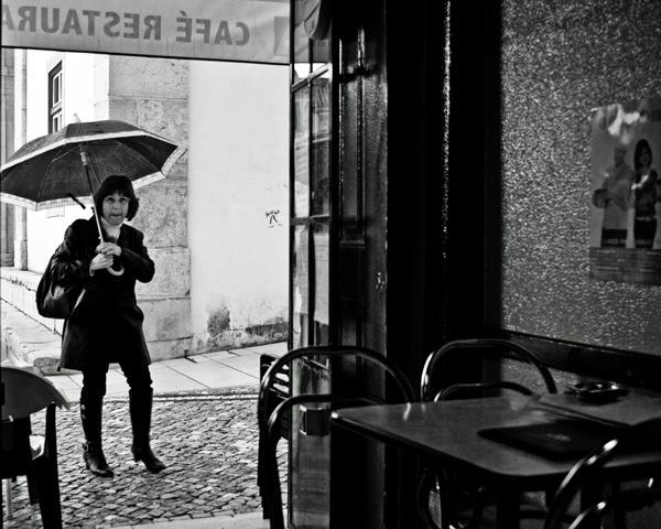 Raining Outside by qosmio