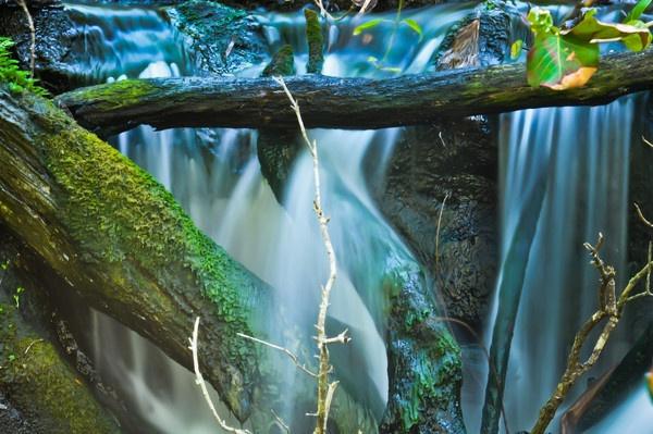 waterfall by Abdelrazek