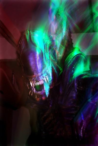 Alien! by TrevW