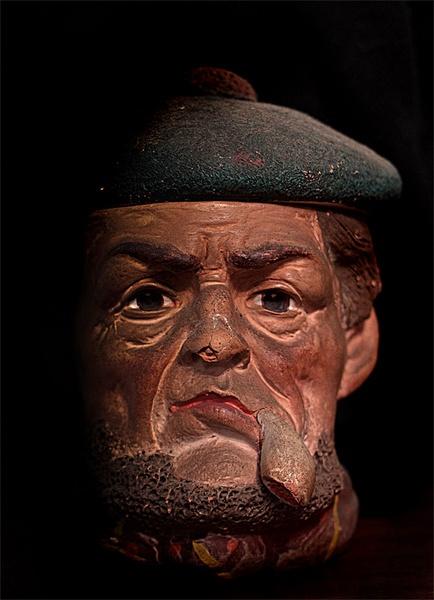 Breton man by sarahpix