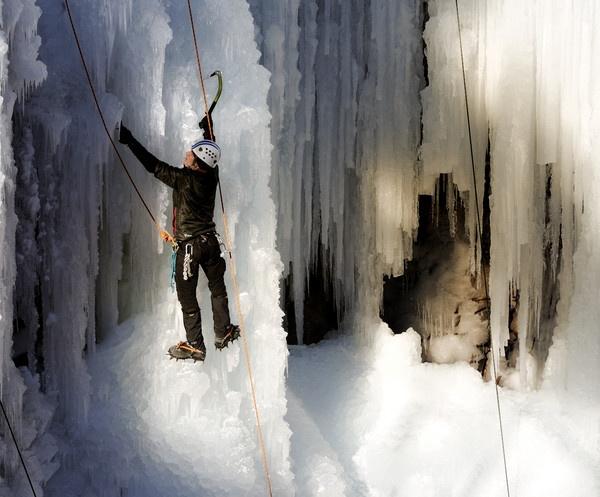 Ice Man by swagpics