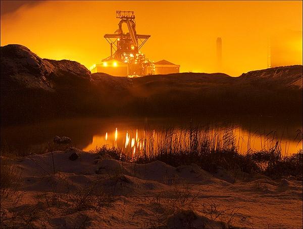 Blast Furnace Glow by Rich3344