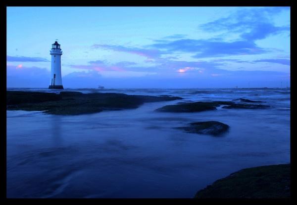 Lighthouse by BevRice