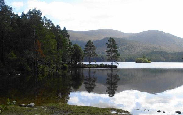 Loch en Eilein by sapphy