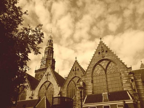 amsterdam by 77