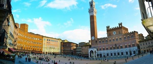 Piazza del Campo, Siena, Italy by FabianJA