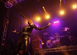 Skunk Ananise - Leeds O2 Academy - 19th November 2010