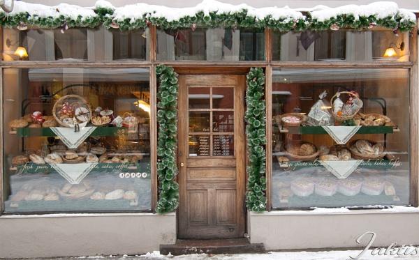 A bakery by jaktis