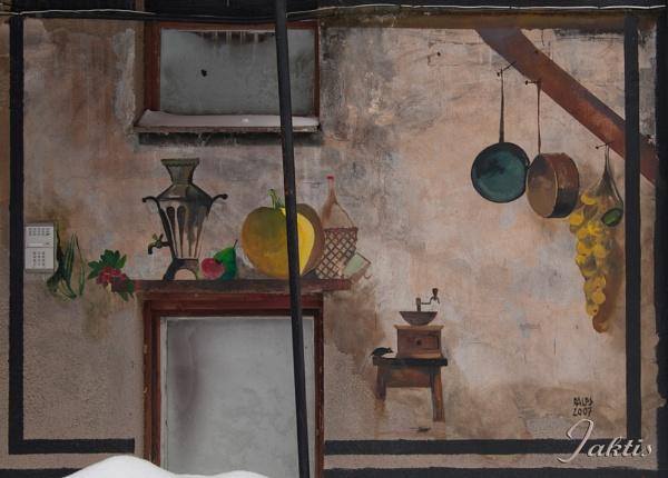The Hostel II by jaktis