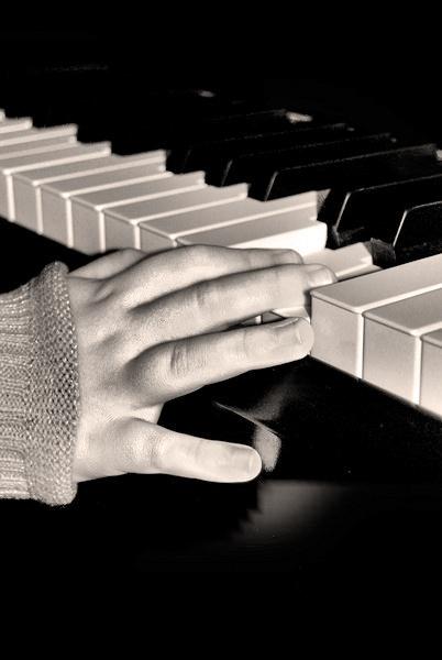Piano Lesson by davidblose