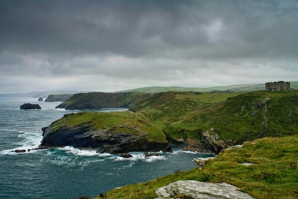 Tintagel Cornwall U.k by royd63uk
