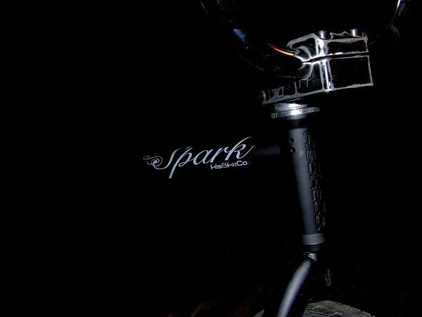the spark by nefaman