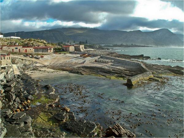 Hermanus Old Harbour by RoyMarriott