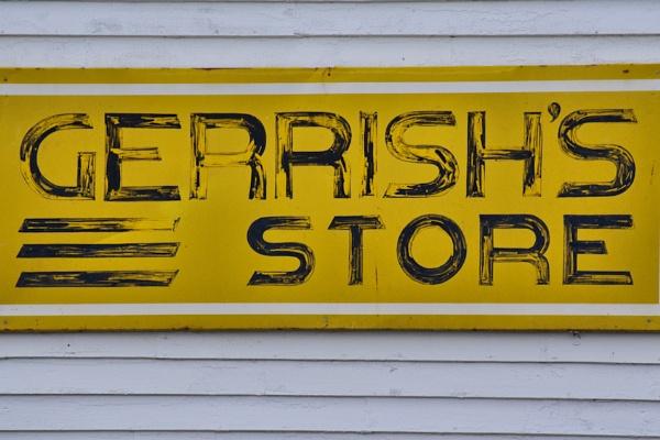 Gerrish\'s Store by Joline