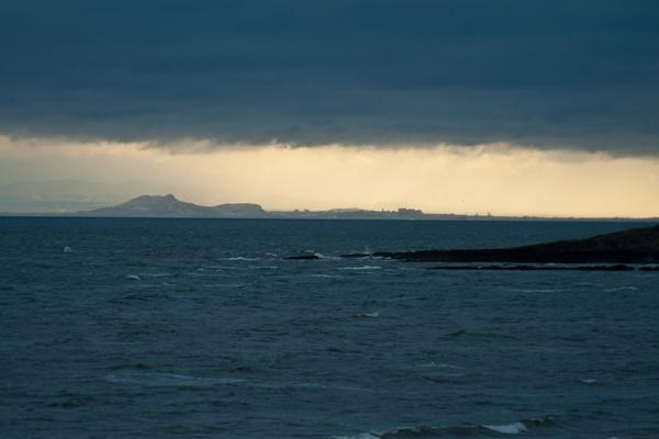 Stormy Edinburgh by NeilJD