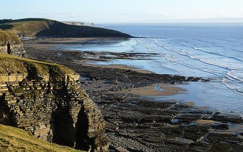 The Heritage Coastline by Fluke