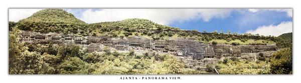 Ajanta Caves by hasu