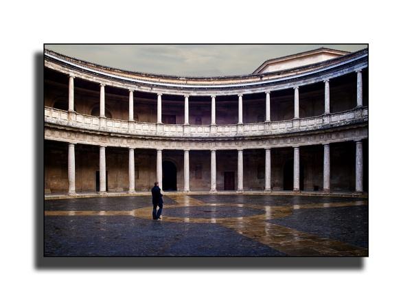 Al Hambra Palace by Aggers