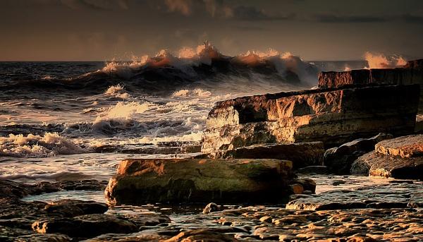 SEA RAGE by Imagephotographics