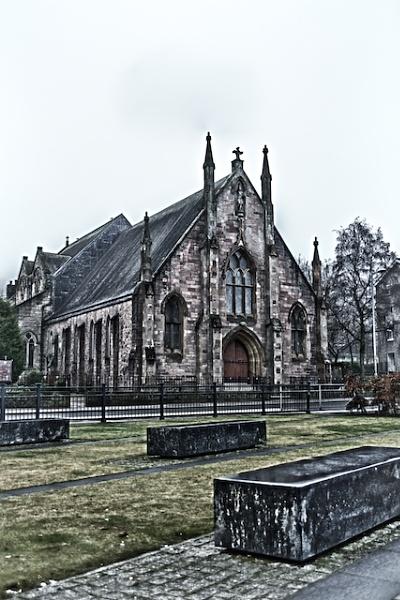 Church of Saint John the Baptist by Carrera_c