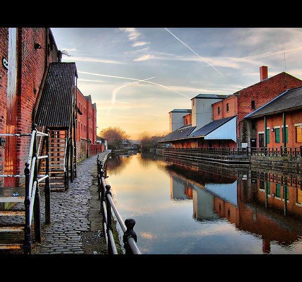 Wigan Pier by Rob66