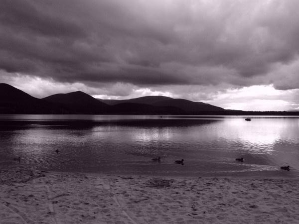 Loch Morlich by GiGiRocks