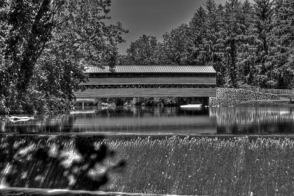Sachs Bridge-Gettysburg,Pennsylvania USA by 1Wizzard1