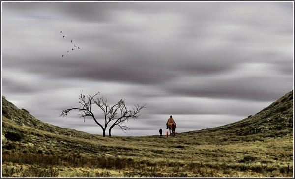 Alone by rbai2007