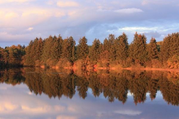 Galloway Loch by skyeman