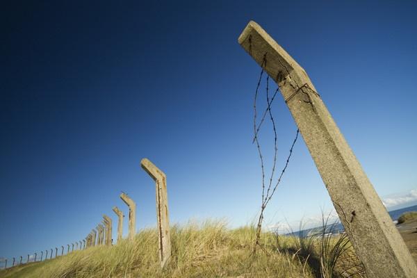 Fenceline by guyfromnorfolk