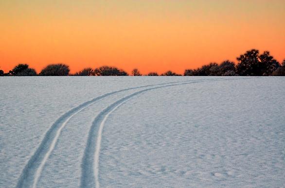 Winter Tracks by kevram