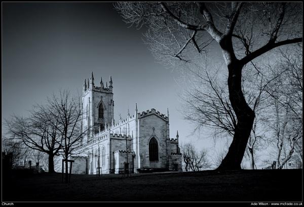 Church by ade_mcfade