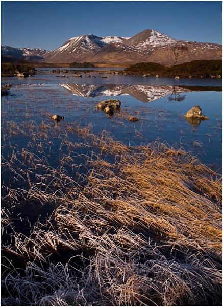 Cold & Hot... by Scottishlandscapes