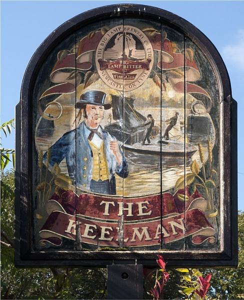 The Keelman by woolybill1