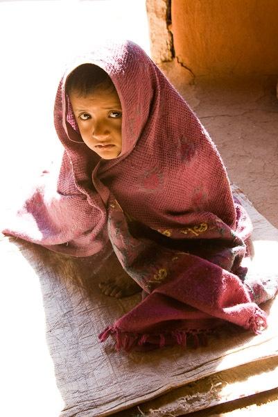 Bishnoi Boy eyeing me suspiciously by kasv