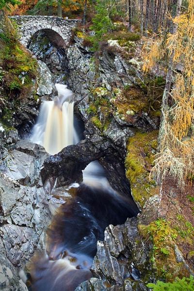 Bruar Falls by Les_G