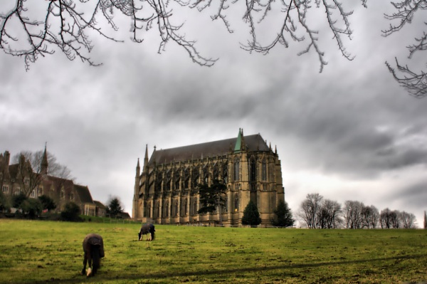lancing college by marcus1976
