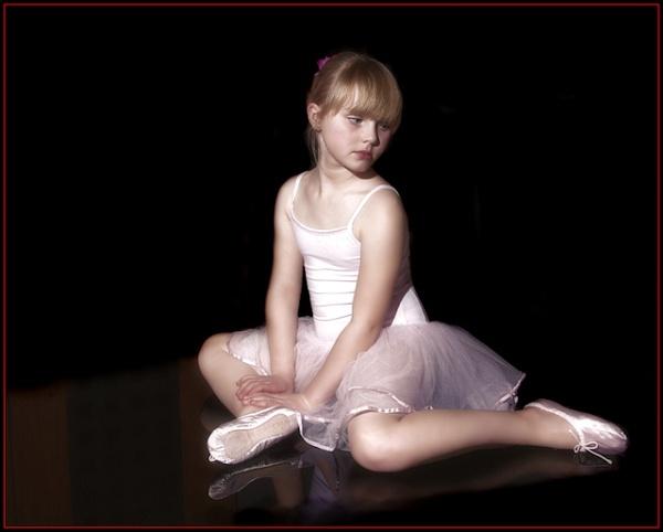 Angelina Ballerina by BilT